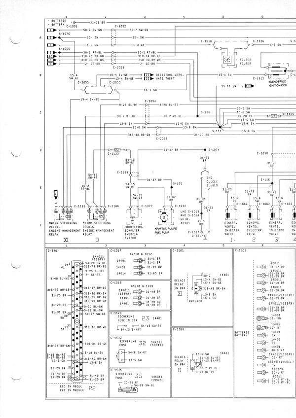 29 V6 Wiring Diagram. These Might Help. Ford. Ford 2 9 Efi Wiring Diagram At Scoala.co